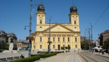 Weekdays in Debrecen